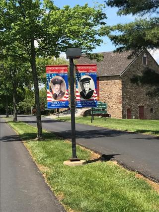 Hometown Heroe Banners