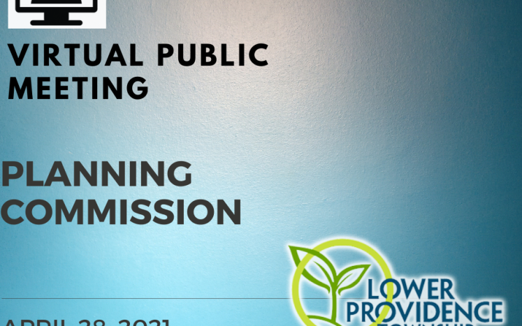 Virtual Planning Commission Meeting April 28, 2021
