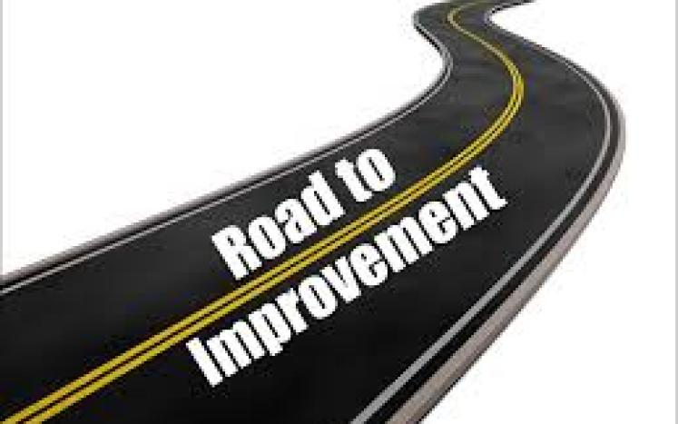Road to Improvments graphic