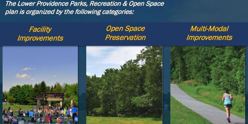 Parks, Recreation & Open Space Plan